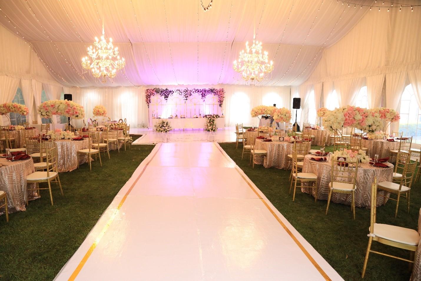 Wanjiru & Nui's Wedding Reception