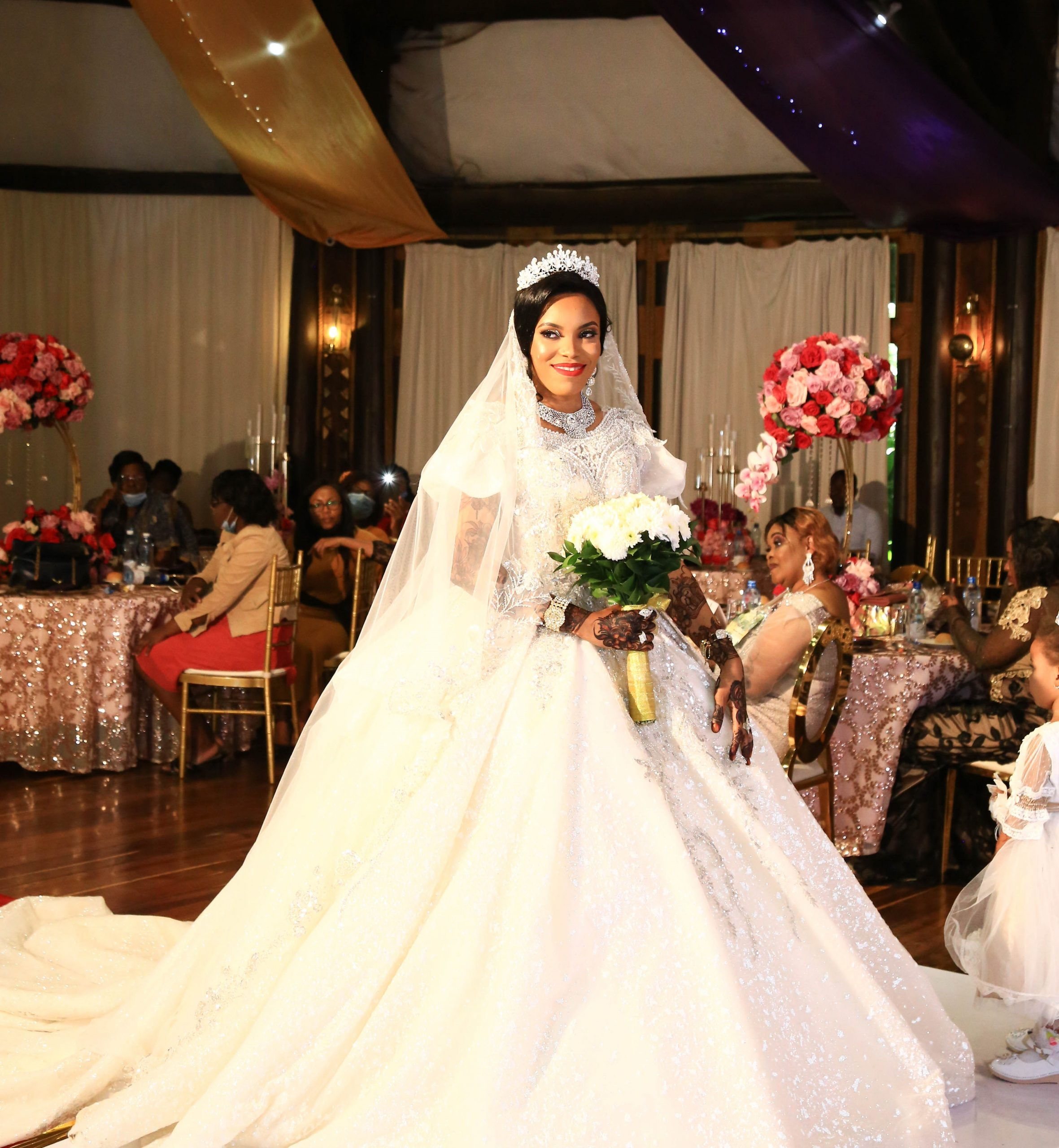 Muslim Wedding Reception